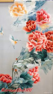 Exhibition of Korean handmade embroidery SPRING-5