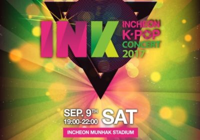 K-pop-Incheon-2017